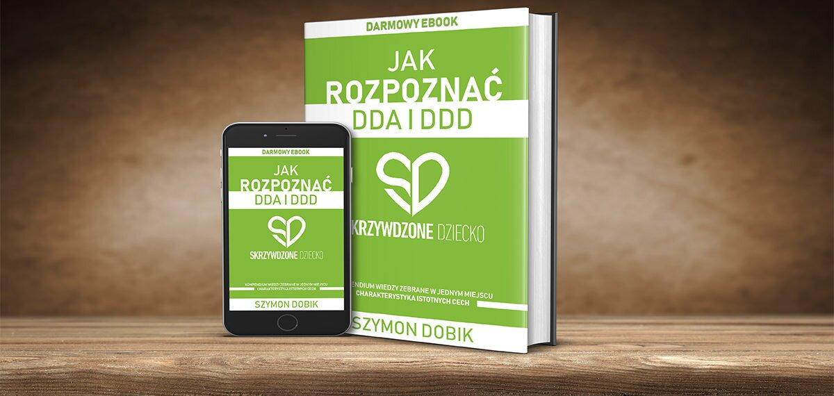 Ebook o cechach DDA i DDD