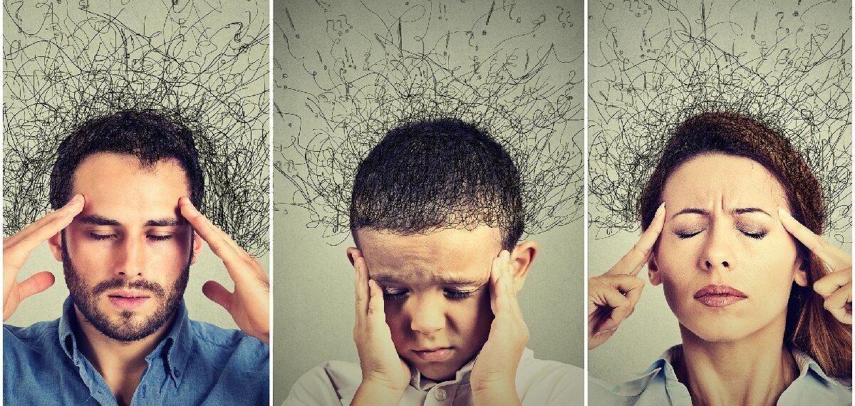 Natręctwo myśli, w pułace mysli