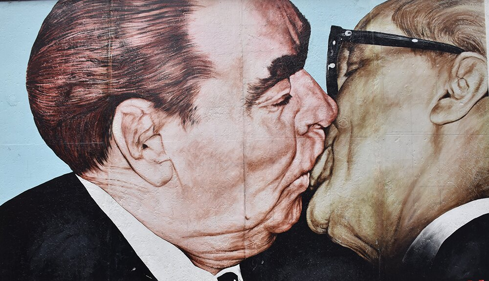 Breżniew - Honecker