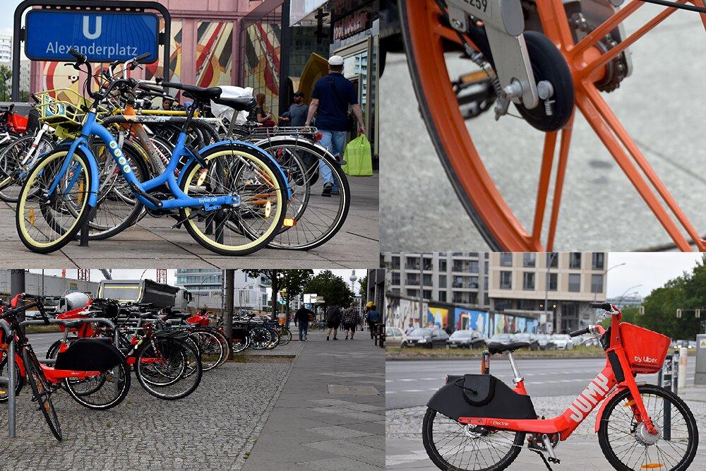 Rowery w Berlinie