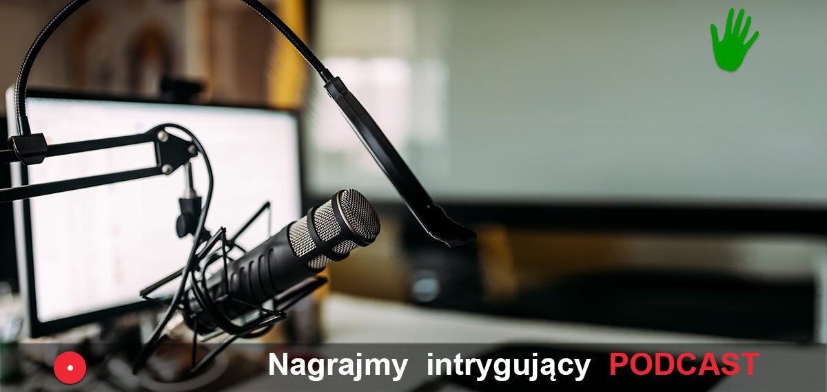 wywiad, podcast