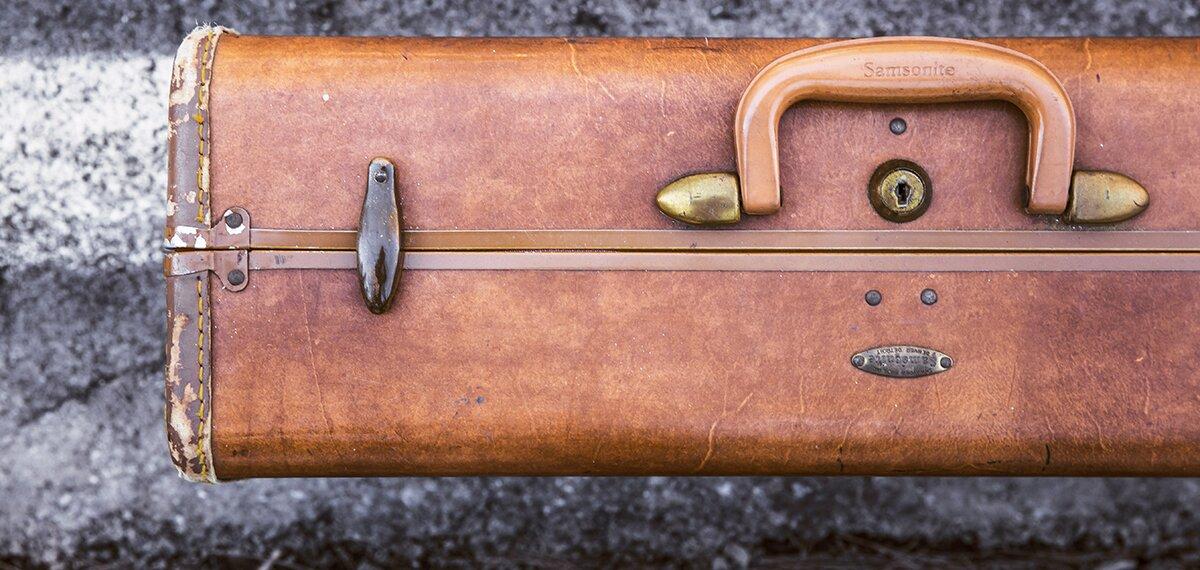 Spakuj przeszłość do walizki