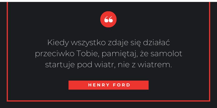Ford o sile człowieka